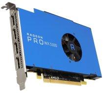 AMD Radeon Pro WX 5100 8GB GDDR5 (100-505940) | 100-505940  | 0727419416269
