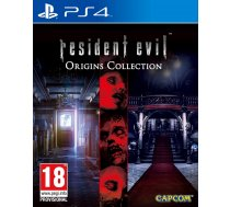 PS4 Resident Evil Origins Collection   CUSA 02882    5055060931103