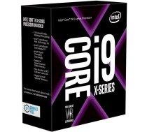 Intel Core i9-7940X, 3.1GHz, 19.25 MB, BOX (BX80673I97940X) | BX80673I97940X  | 5032037113748
