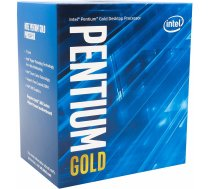 Intel Pentium Gold  G5400, 3.7GHz, 4 MB, BOX (BX80684G5400) | BX80684G5400  | 735858367165