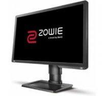 "Zowie by BenQ 24"" XL2411P 0.276 3D Ready 144hz 1920x1080p 12M:1 (1000:1) 350cd 170/160 1ms DVI/HDMI/DP, HAS/Pivot, Col:Black   9H.LGPLB.QPE"