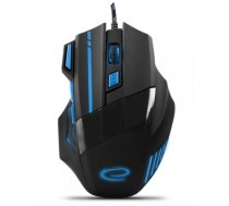 Esperanza Wired Gaming Optical Mouse MX201 WOLF blue EGM201B