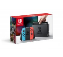 Nintendo Switch Red & Blue