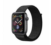 Apple Watch Series 4 40mm Space Grey Aluminum Black Sport Loop (GPS) MU672