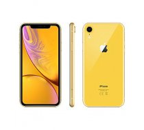 Apple iPhone XR 64GB yellow MRY72 EU
