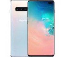 Samsung G975 Galaxy S10+ 128GB Dual SIM Prism White balts