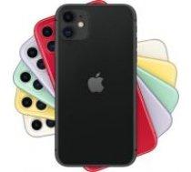 Apple iPhone 11 64GB Black EU 24m melns BALTIC, 2 years