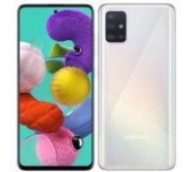 Samsung A515 Galaxy A51 Dual SIM 4 / 128GB White balts