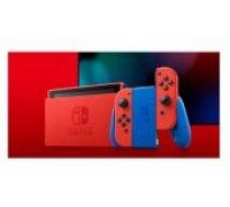 Nintendo Switch Mario Red & Blue Edition sarkans zils Nintendo aparatūra