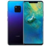 Huawei Mate 20 Pro Dual SIM Twilight Purple purpurs, purpurs, BALTIC, LMT garantija purpurs