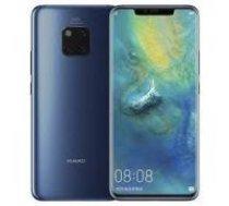 Huawei Mate 20 Pro Dual SIM Midnight Blue zils, BALTIC, LMT garantija zils