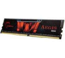 - Aegis 8GB 3000MHz CL16 DDR4 F4-3000C16S-8GISB Operatīvā atmiņa