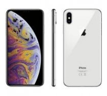 Apple iPhone XS Max 64GB silver MT512 EU sudrabs DM
