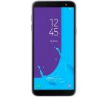 Samsung J600FN/DS Galaxy J6 Dual 2018 LTE 32GB Orchid gray pelēks