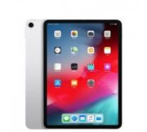 Apple iPad Pro 11'' Wi-Fi Cellular 64GB silver MU0U2 sudrabs