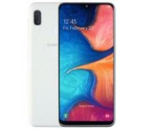 Samsung A202F/DS Galaxy A20e Dual LTE 32GB white balts