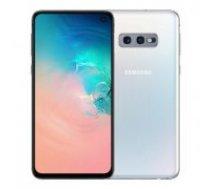 Samsung G970F/DS Galaxy S10e Dual LTE 128GB Prism white balts d-m