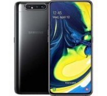 Samsung A805F/DS Galaxy A80 Dual LTE 128GB Phantom black melns dm