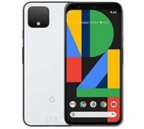 Google Pixel 4 LTE 64GB clearly white balts