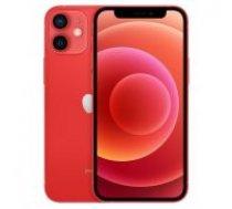 Apple iPhone 12 mini 64GB Red MGE03 EU Saņem jau ŠODIEN! sarkans