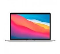 "Apple MacBook Air 13.3"" Retina/8-Core M1/8GB/256GB/7-core GPU/INT MGN63ZE/A Space Grey EU 24m pelēks"