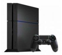 Sony Playstation 4 Slim 500GB Jet black CUH-2216A melns