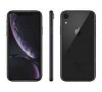 Apple iPhone XR 64GB black MRY42 EU melns d-m