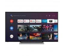"Toshiba Viedais TV Toshiba 50UA3A63DG 50"" 4K Ultra HD DLED WiFi Melns"