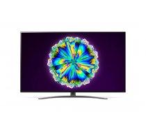 "LG 65NANO863NA televizors, 65"", UHD 4K, Wi-Fi, Smart TV, webOS, melns"