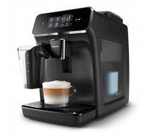 Philips LatteGo EP2230/10 espresso kafijas automāts, melns