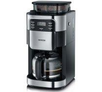 Severin KA 4810 kafijas automāts Pusautomātisks Kafijas automāts ar karstā ūdens pilināšanu 1,4 L