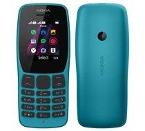 Nokia 110 (2019), 4 MB, Dual SIM, Ocean Blue