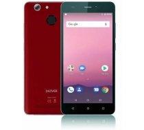 """Denver SDQ-55044L, 5.5"""", 16GB, Dual Sim, sarkans (Red)"""