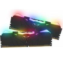 Pamięć Patriot Viper RGB, DDR4, 16 GB,3200MHz, CL16 (PVR416G320C6K) PVR416G320C6K