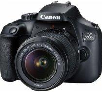 Lustrzanka Canon EOS 4000D + 18-55 mm f/3.5-5.6 DC III 3011C003