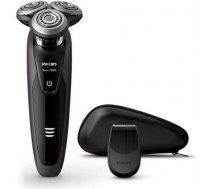 Philips Shaver series 9000 wet and dry electric shaver S9031/12 V-Track Precision Blades 50 min cord S9031/12