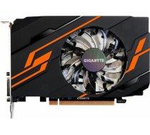 Graphics Card|GIGABYTE|NVIDIA GeForce GT 1030|2 GB|64 bit|PCIE 3.0 16x|GDDR5|Memory 6008 MHz|GPU 126 GV-N1030OC-2GI