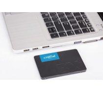 "SSD|CRUCIAL|BX500|240GB|SATA 3.0|Write speed 500 MBytes/sec|Read speed 540 MBytes/sec|2,5""|MTBF 1500 CT240BX500SSD1"
