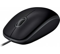 MOUSE USB OPTICAL B110 SILENT/BLACK 910-005508 LOGITECH 910-005508