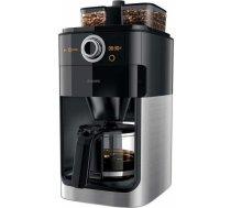 PHILIPS Grind&Brew Kafijas automāts, 1000W (melns) - HD7769/00 HD7769/00