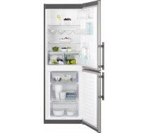 Electrolux ledusskapis (sald.apakšā) (175 cm) - EN3201MOX EN3201MOX