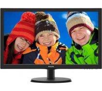 Philips Monitor 21.5 223V5LHSB2/00 LED HDMI Black 223V5LHSB2/00