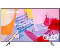 "TV Set|SAMSUNG|4K/Smart|50""|QLED|3840x2160|Wireless LAN|Bluetooth|Tizen|Colour Black|QE50Q60TAUXXH QE50Q60TAUXXH"
