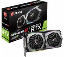 MSI Graphics Card GeForce RTX 2060 GAMING Z 6GB GDDR6 192bit 3DP/HDMI GEFORCE RTX 2060 GAMING Z 6G