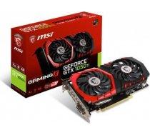 MSI Karta graficzna GeForce GTX 1050 TI Gaming X 4GB DDR5 128BIT DVI-D/HDMI/DP GEFORCE GTX 1050 TI GAMING X 4