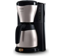 Philips Daily Collection Coffee maker HD7546/20 With Black & metal / HD7546/20 HD7546/20