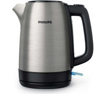 Philips Daily Collection Kettle HD9350/91 2200 W 1.7 L Metal Spring lid / HD9350/91 HD9350/91