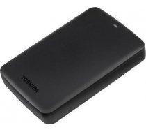 External HDD TOSHIBA Canvio Basics 1TB USB 3.0 Colour Black HDTB410EK3AA HDTB410EK3AA