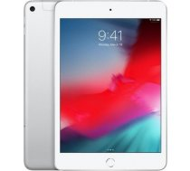 """Tablet Apple iPad Mini + Cellular 7.9"""" 64 GB 4G LTE Srebrny (MUX62FD/A) MUX62FD/A"""