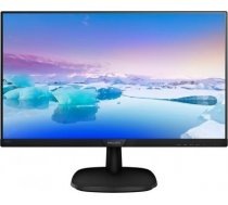 "Philips LED 24"" IPS 243V7QDAB/00 FHD 1920x1080p 16:9 10M:1 (typ 1000:1) 250cd 5ms 178/178 VGA/DVI/HD 243V7QDAB/00"